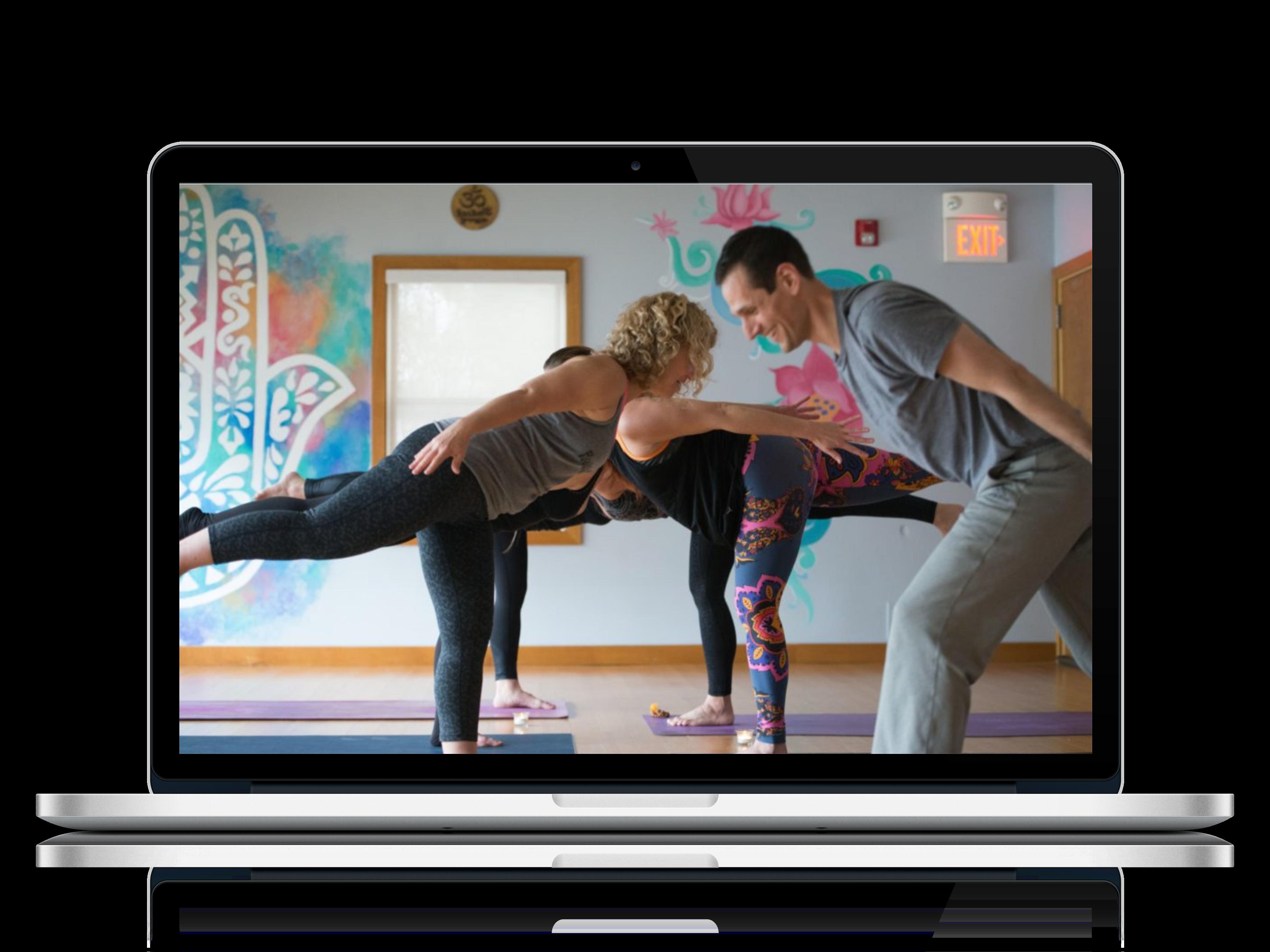 Inlet Yoga Online Learning Portal