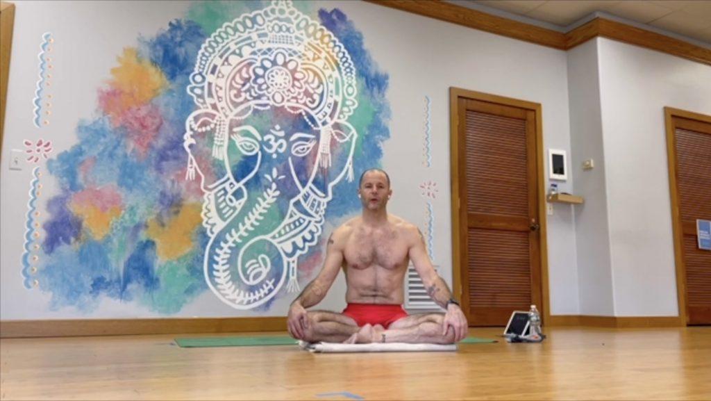 Gerald Saluti - Jump Forward and Jump Back Workshop - Inlet Yoga Studio