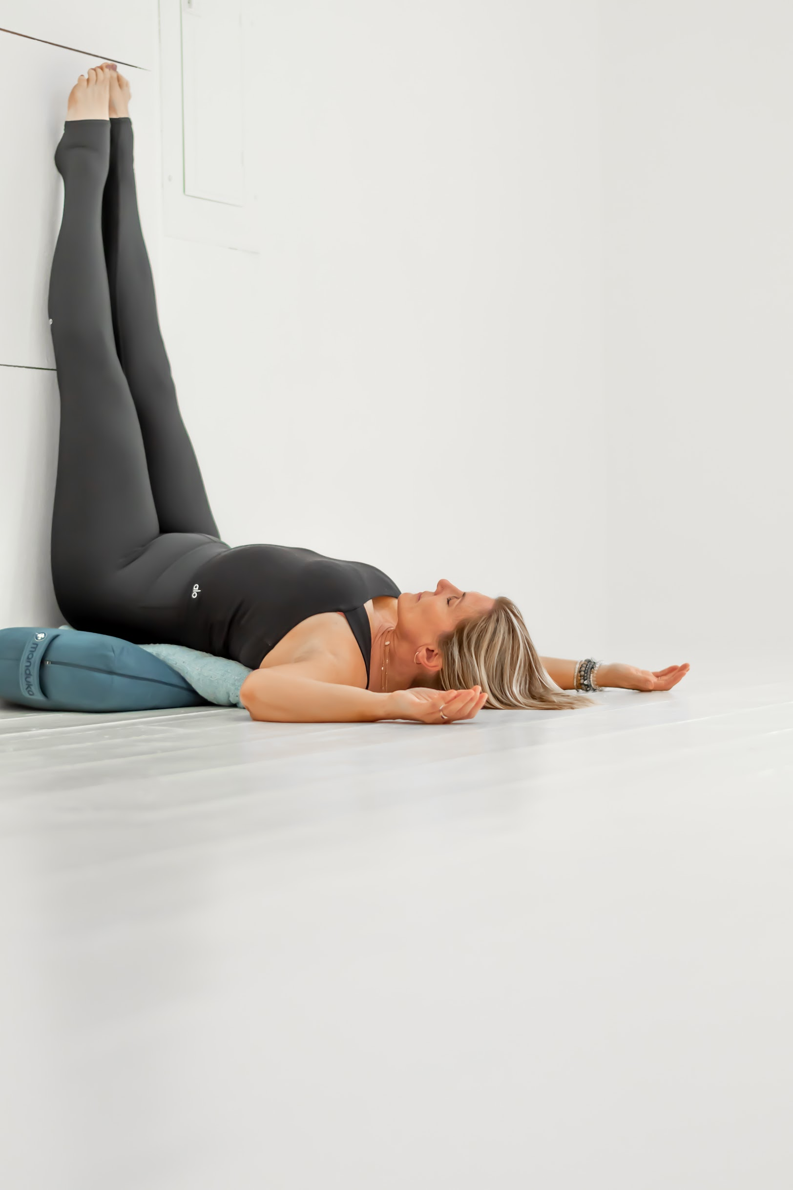 Ellen Mosko Legs up the Wall