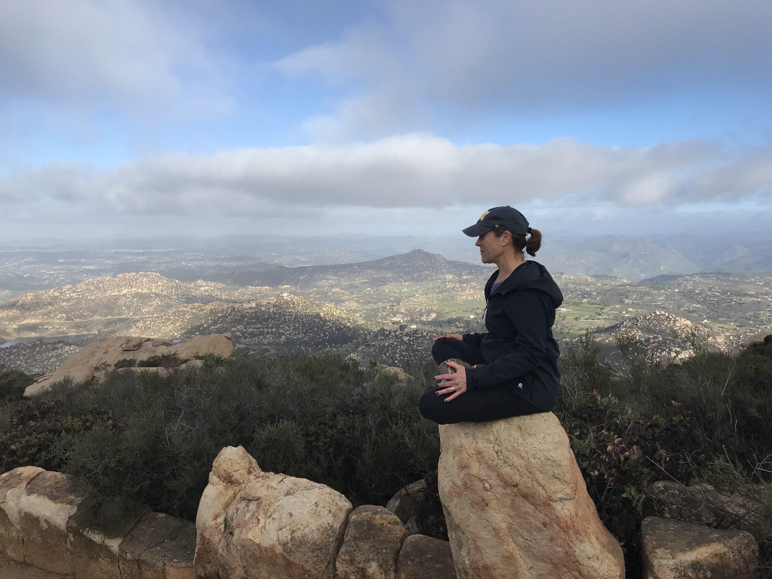 Anne Britt Meditation