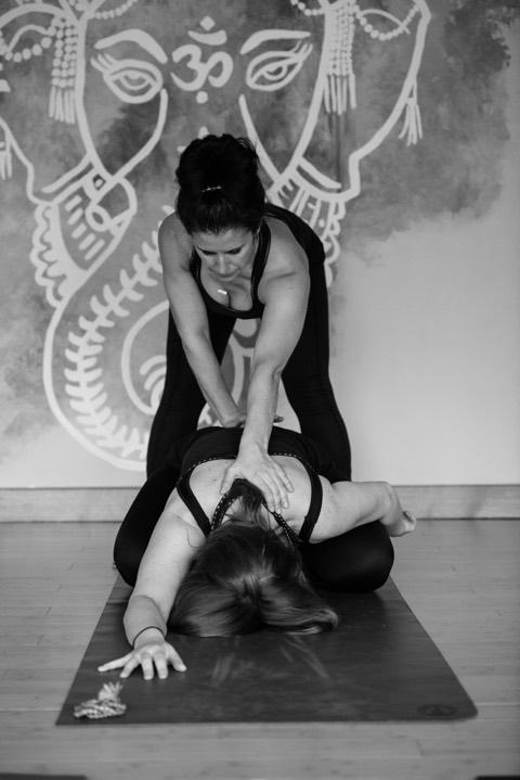 Jennifer Vafakos | Private and Semi-Private Yoga Classes | Inlet Yoga | Manasquan, NJ